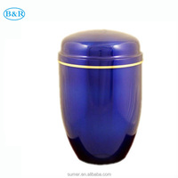 U001 cheap funeral supplier metal urn for human ashes