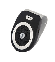 Top Quality Wireless Bluetooth Handsfree Speakerphone Car Speaker Kit