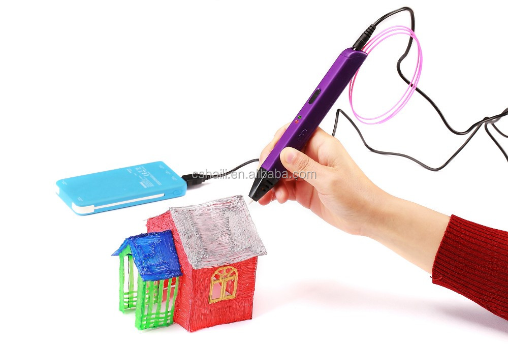 The Magic 3d Pen Printer To Print an Object In the Air
