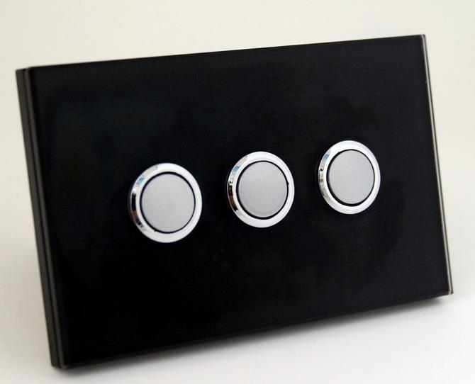 online kaufen gro handel druckknopf lichtschalter aus. Black Bedroom Furniture Sets. Home Design Ideas