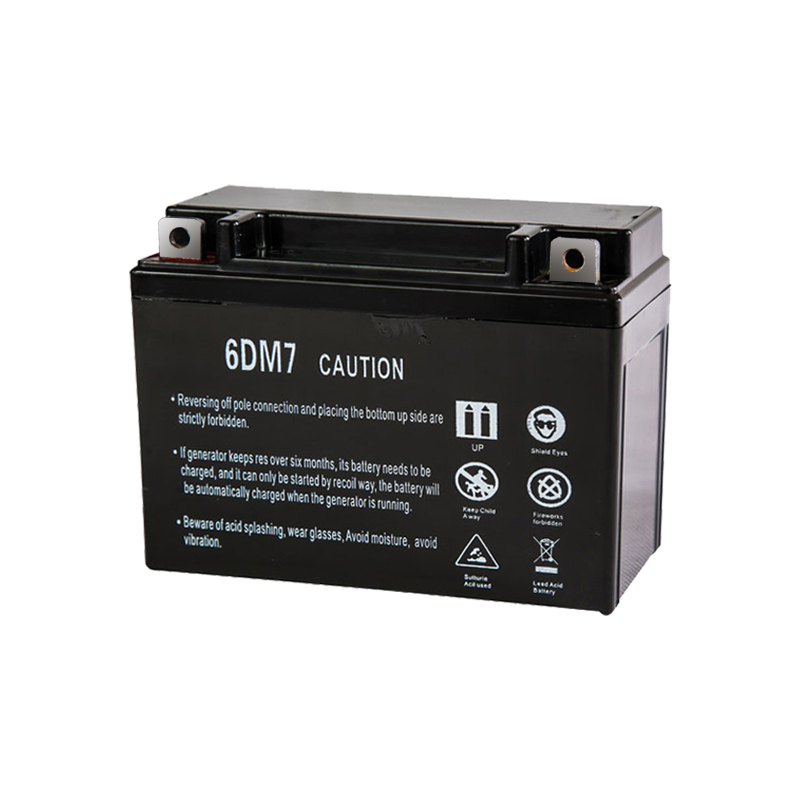 6dm7 batterie für e-start-generator