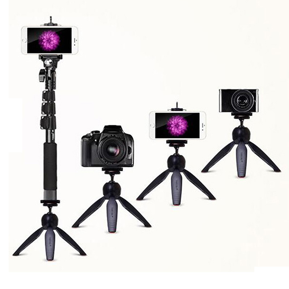 Handheld Selfie Stick Monopod Tripod Remote for Camera Phone YUNTENG YT-1288