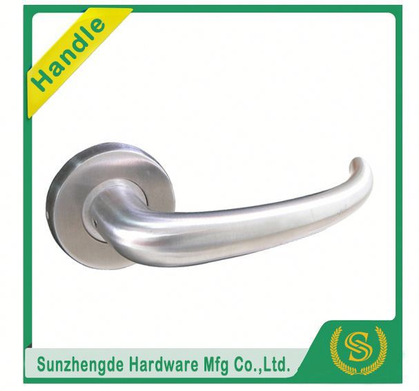 STLH-008 Competitive Price Contemporary Exterior Flush Pull Plate Door Handle