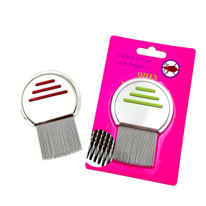 Stainless steel 304 teeth nit lice comb