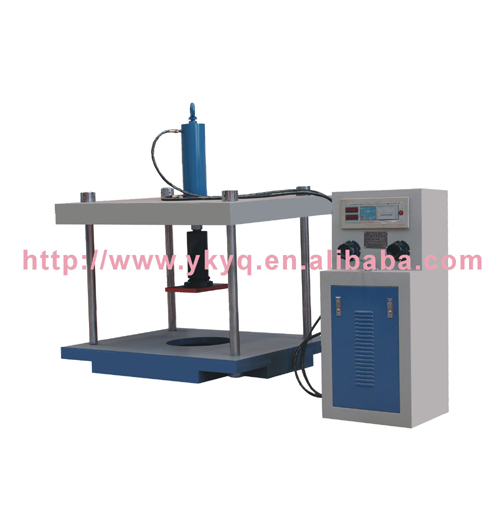0~500KN STYJG-500 Fortest Materials Properies Manhole Cover Compressive Strength Test/Compression Testing Machine