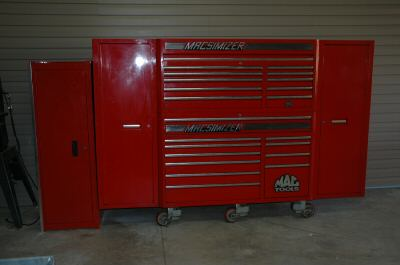 Mac Tool Box With Complete Set Of Automotive Tools - Buy Tool Box ...