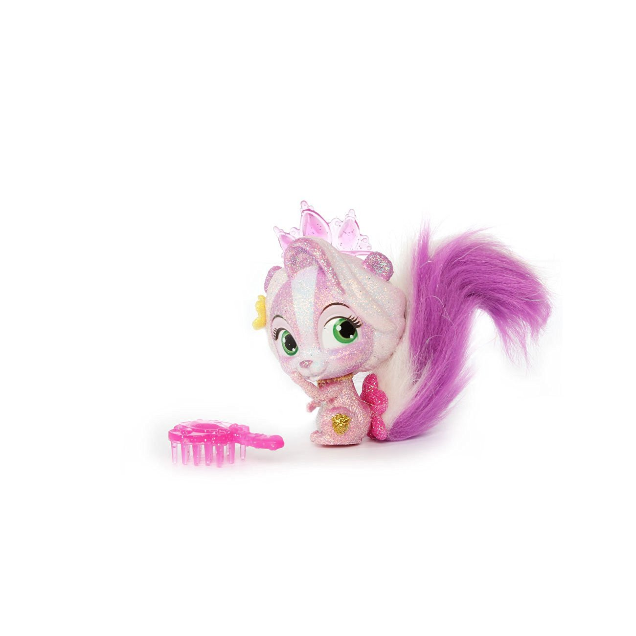 Disney Princess Palace Pets - Glitzy Glitter Friends - Rapunzel's Skunk, Meadow