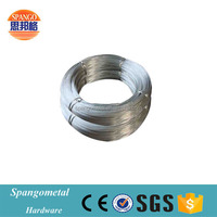 Steel wire in coils 10 gauge stainless steel wire