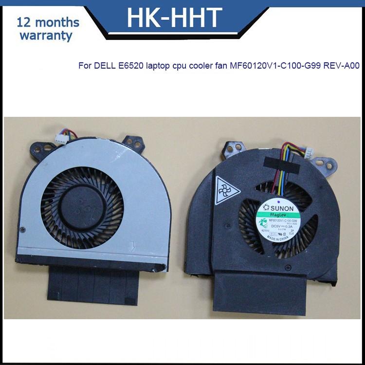 NEW CPU Cooling FAN For Dell Latitude E6520