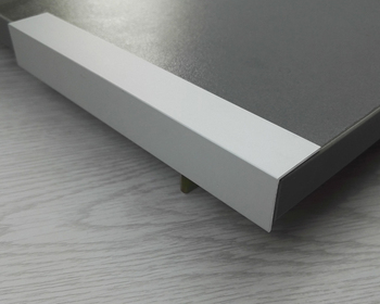 Profilo in alluminio piastrelle trim bordo per scale buy