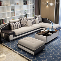 2019 Newest Combination Living Room Sofa Furniture For House