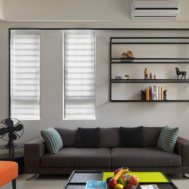 New product hotel blackout window blinds modern shangri-la blinds