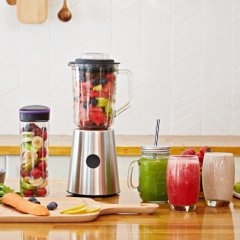 Multifunctional juice extractor portable home juicer fruit and vegetable blender