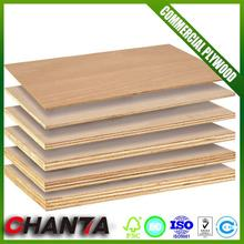 FSC High Quality three ply shuttering plywood