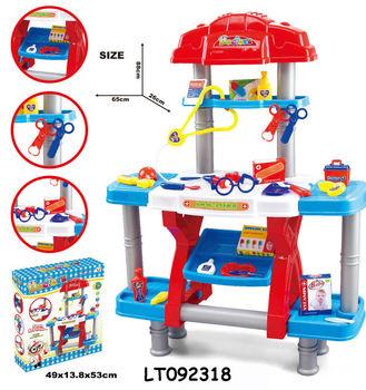 Family Doctor Play Set Toys Doctor Set Toys For Kids Kids Doctor