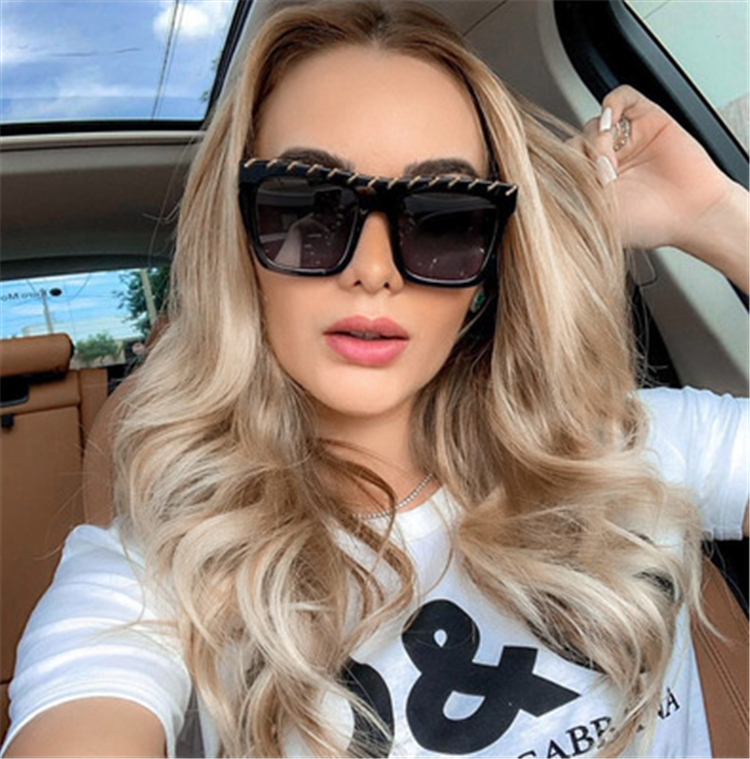 92188 2019 Flymoon Eco Friendly italy design ce sunglasses hot sell in eyewear market womens sunglasses