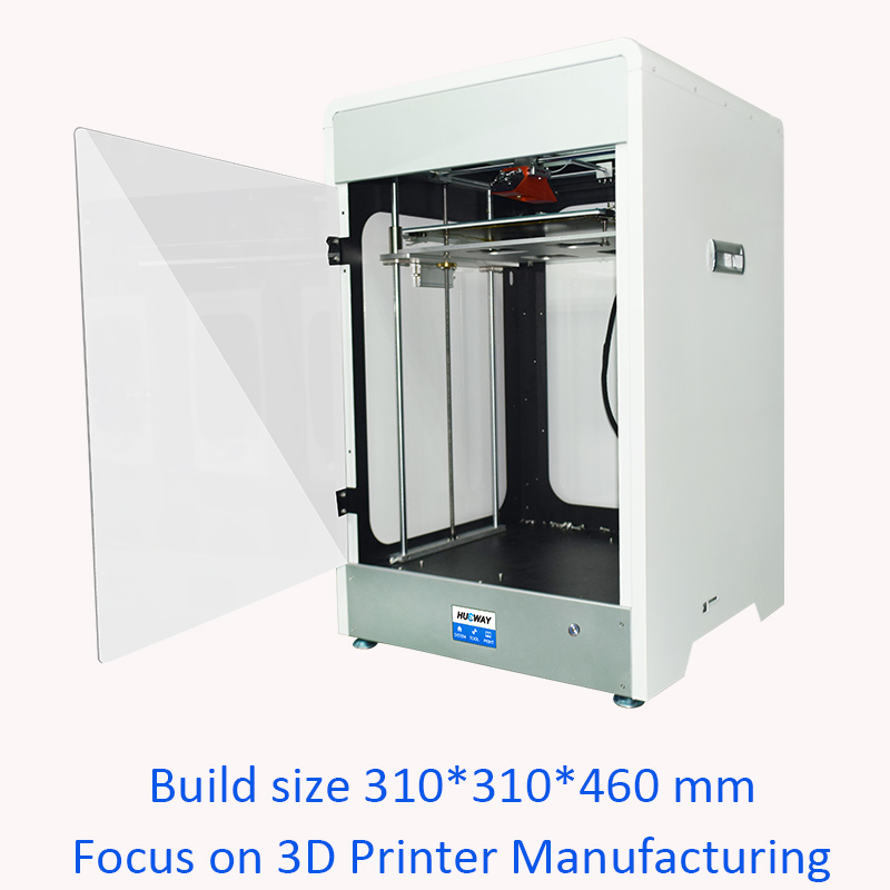 High Precision Large Build Size 200*200*200 mm 300*300*400 mm 500*500*600 mm Professional 3 D Printers/Impresora 3D
