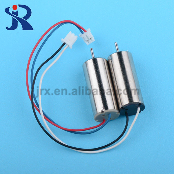 CL-0820-15 8.5x20mm coreless motor with Micro-JST-1.25 connector at 15000KV for micro drone JMM3005