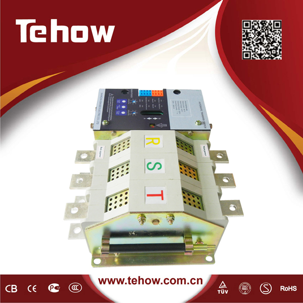 Automatic transfer switch ATS MCB MCCB type ats controller 34 steel
