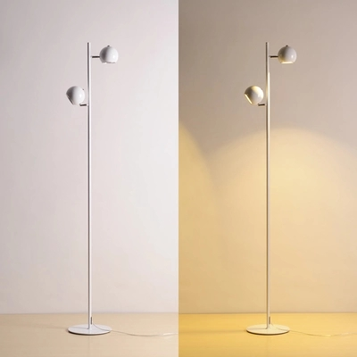 Hotel / home decorative standing light modern giant floor lamp