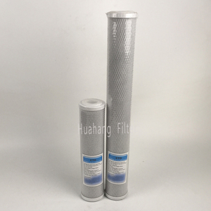 Absorb smell activated carbon water purifier filter