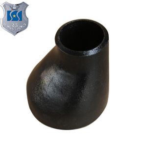 ASTM A403 SCH80S SCH40S WP347 WP904L ASME B16.9 elbow a234 wpb Stainless Steel Reducer Threaded Eccentric / Cocentric