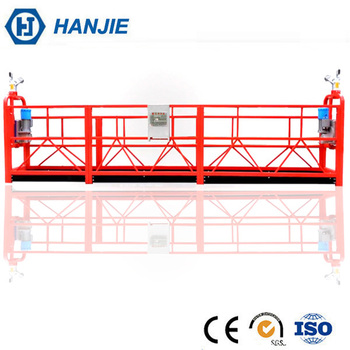 High Rise Wire Rope Electric Scaffolding,Zlp500 Sky Lift For ...