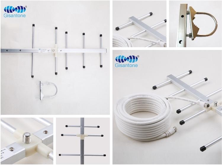 wireless digital tv yagi antenna