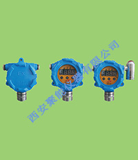 Toxic and combustible gas alarm for factory building
