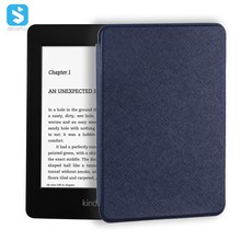 PU leer <span class=keywords><strong>kindle</strong></span> Folio Leather Case cover voor AMAZON <span class=keywords><strong>Kindle</strong></span> Paperwhite K10 2018