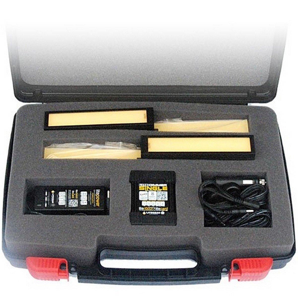 Cineo Lighting Matchstix Double Power Kit   Versatile Light Source 6inch 701.0206