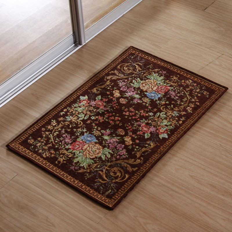 Floral Kitchen Rugs Home Decor