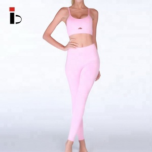 Women Gym Clothes Female Jogging Set Jumpsuit Fitness Yoga Set