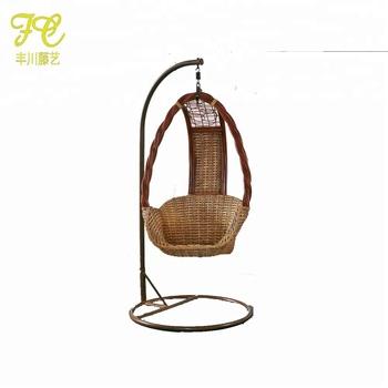 Outdoor Garden Rattan Wicker Hanging Swing Chair For Adult Buy