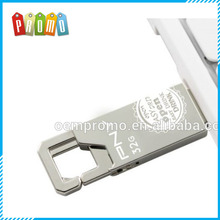 Hot-selling Metal bottle opener Shaped USB Memory Stick