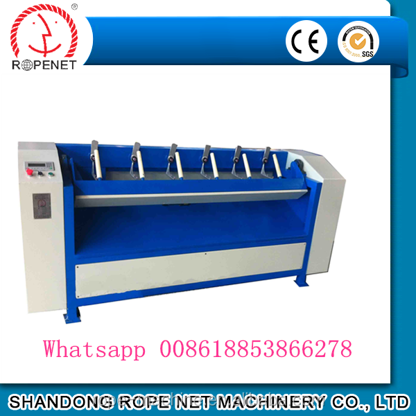 high capacity semi-automatic pp twine ball forming machine