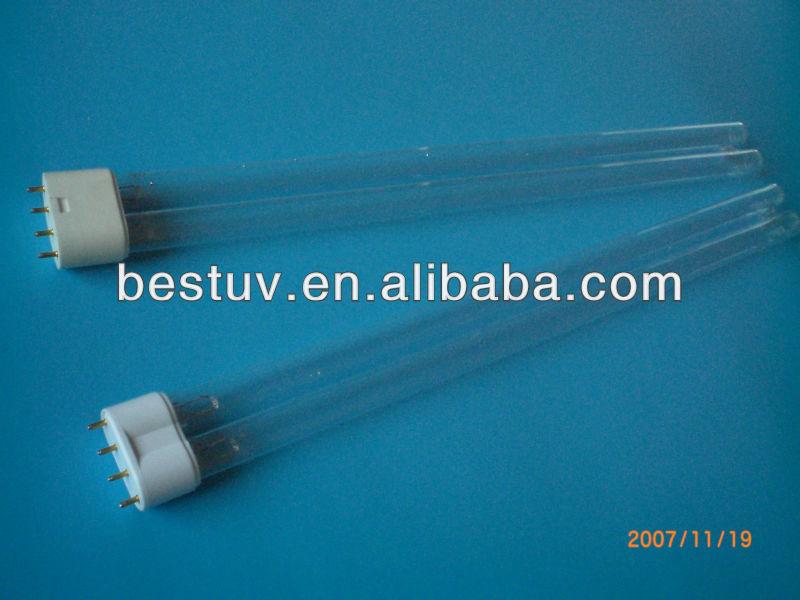 GPH118T5VH//4 Ozone Producing UV Lamp GPH118T5L VH 4pin Single-Ended