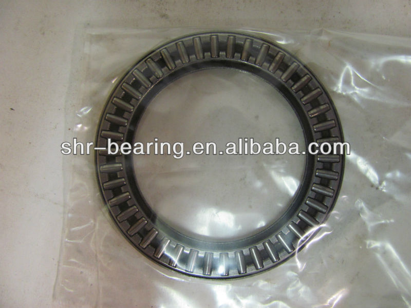10x 24x 2 mm with 2 Washers 1 set AXK1024 Thrust Needle Bearing