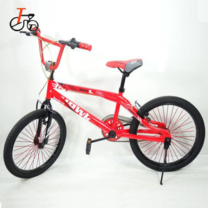 Hot Sale BMX 20 Free Style Inches Kids Bike Wholesale From China Factory/OEM all kids of BMX trinx best sale