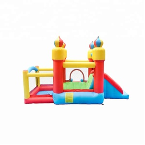 Family Used Inflatable Bouncy Castle Jumping Castle For Sale