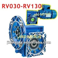 Bonfiglioli-Like NMRV RV Series Aluminium Worm Speed Reduction Gear Gearbox Reducer (RV030 040 050 063 075 090 110 130)