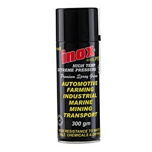 MX8 Inox High Temp Extreme Pressure Grease with PTFE - 300g Aerosol Can