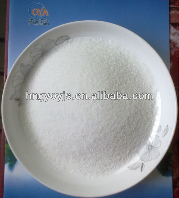 brewery wastewater treatment cationic polyacrylamide powder flocculant