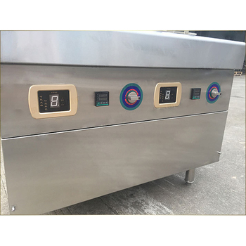 mini donut machine gas double fryer table top gas deep electric industrial potato chip fish fryer