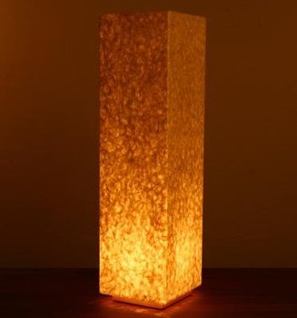 Japanese Paper Table Lamp No.cube 125