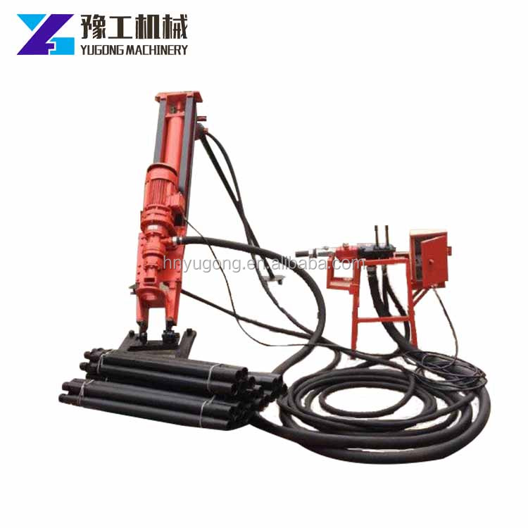 Model YG 70 YG 100 drilling rig For Drilling Rocks Stone Soil With Lowest Prices