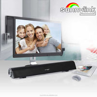 HIGH QUALITY USB POWERED MINI SOUND BAR SPEAKER FOR LAPTOP PC TABLET COMPUTER
