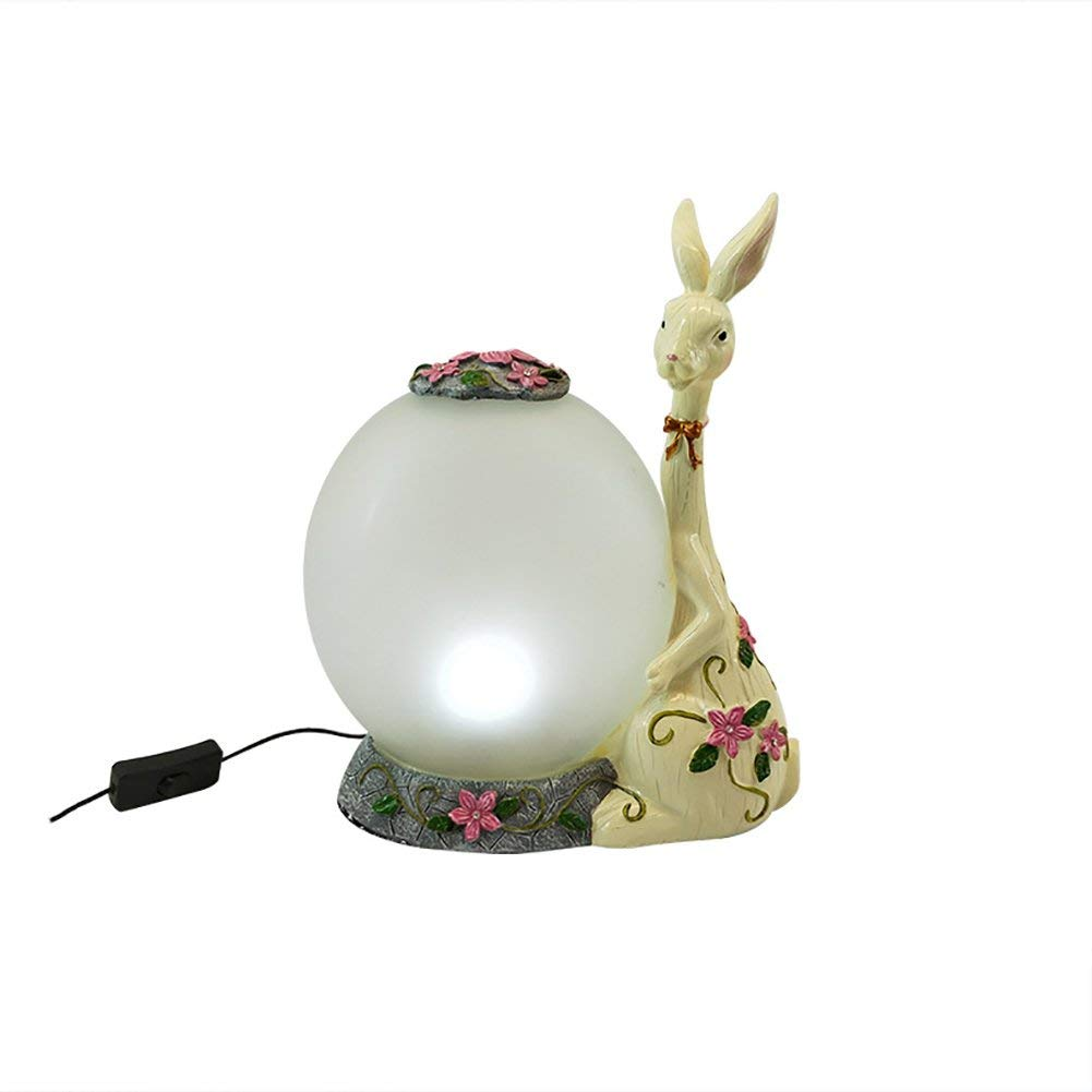 Eif Table Lamp Creative Table Lamp Resin + Glass Table Lamp 220v Bedside Table Lamp Designer Table Lamp Technology Table Lamp Home Decorations Reading Lamp Creativity Desk Lamp Gift