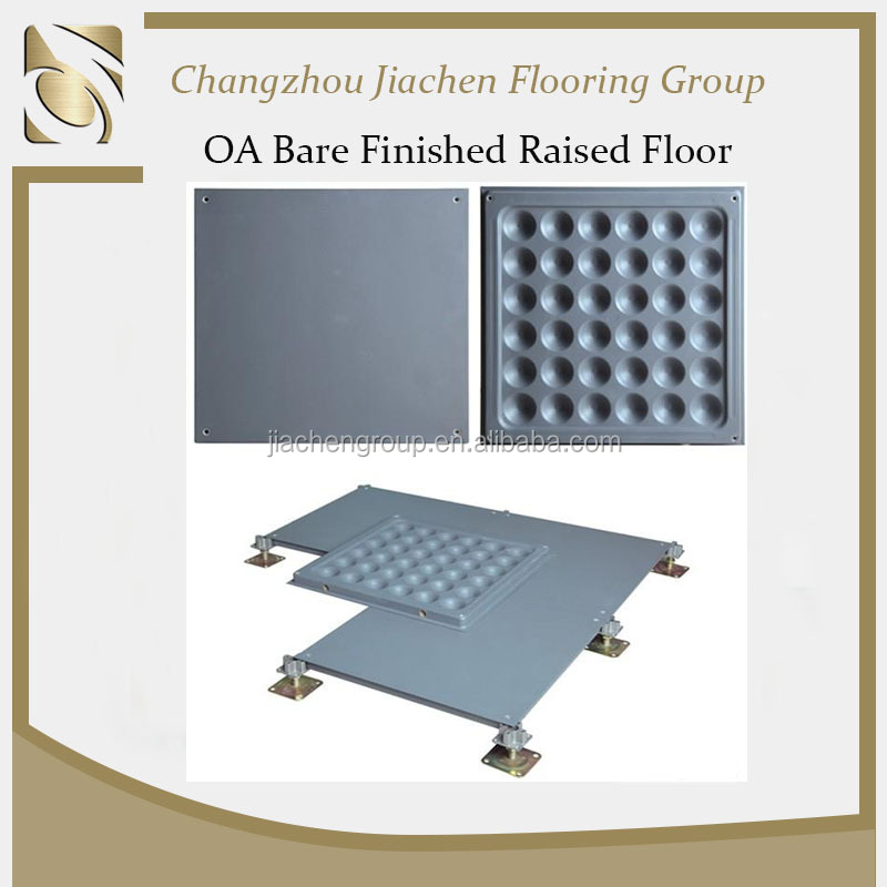 600*600 oa antistatic raised floor best quality