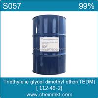 Triethylene glycol dimethyl ether TEDM CAS 112-49-2